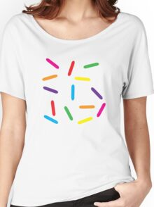 Sprinkles Women's Relaxed Fit T-Shirt