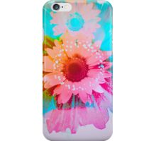 Pop Goes The Flower iPhone Case/Skin