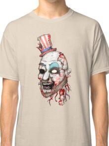 Captain Zombie Classic T-Shirt
