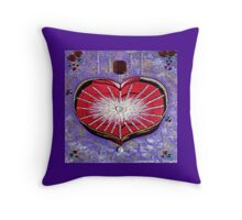 ENLIGHTENED HEARTS Throw Pillow