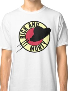 Rick and Morty Express Classic T-Shirt