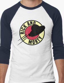 Rick and Morty Express Men's Baseball ¾ T-Shirt