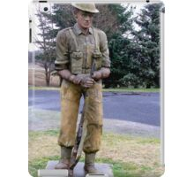 ANZAC memorial iPad Case/Skin