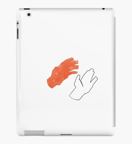 TWO HANDS iPad Case/Skin
