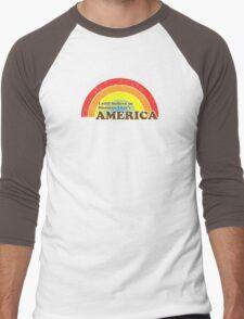 I Still Believe in Norman Lear's America Men's Baseball ¾ T-Shirt
