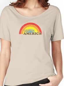 I Still Believe in Norman Lear's America Women's Relaxed Fit T-Shirt