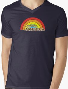I Still Believe in Norman Lear's America Mens V-Neck T-Shirt