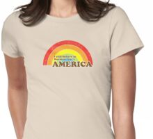 I Still Believe in Norman Lear's America Womens Fitted T-Shirt