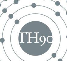 THORIUM - fuel for the future Sticker