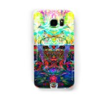 Above and below  Samsung Galaxy Case/Skin