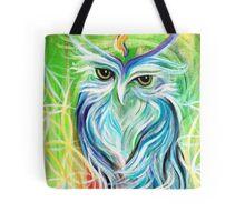 Sacred Owl  Tote Bag