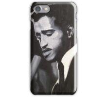 Sammy Davis Jr. Original portrait painting iPhone Case/Skin