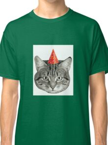 Birthday Cat! Classic T-Shirt
