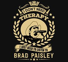 BRAD PAISLEY Womens Fitted T-Shirt