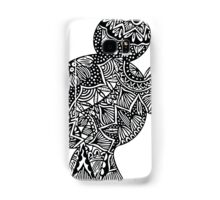 Mouse Zentangle Samsung Galaxy Case/Skin