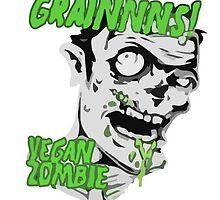 Vegan Zombie by CoolSkeleton69