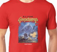 Ghost Beach Goosebumps Unisex T-Shirt