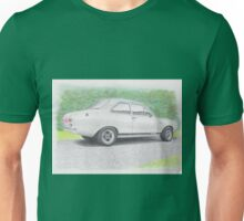 Ford Escort Mk1 by Glens Graphix Unisex T-Shirt