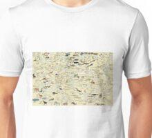 Cartoon Guide to Vertebrate Evolution Unisex T-Shirt