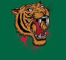 Bloody Roaring Tiger Womens Fitted T-Shirt