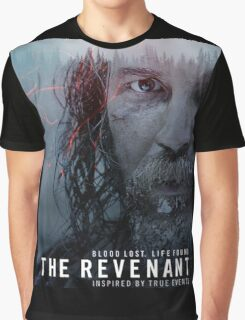 The Revenant Movie Graphic T-Shirt