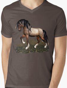 Appaloosa Mustang  Mens V-Neck T-Shirt