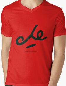 El Che - Signature Mens V-Neck T-Shirt