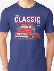 FORD CLASSIC F5 WRECKER Unisex T-Shirt
