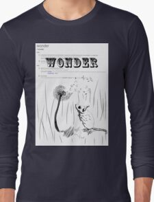 Wonder Long Sleeve T-Shirt