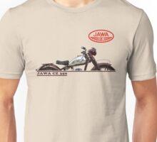 JAWA 350, JAWA CZ 350 Unisex T-Shirt