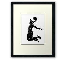 King James #1 Framed Print