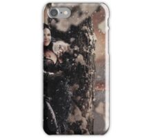 OUAT Holidays 2015 - The Queen's Winter Wonderland iPhone Case/Skin