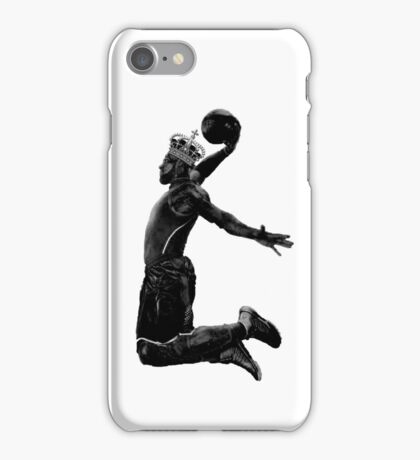 King James #2 iPhone Case/Skin