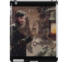 OUAT Holidays 2015 - Captain Hook iPad Case/Skin
