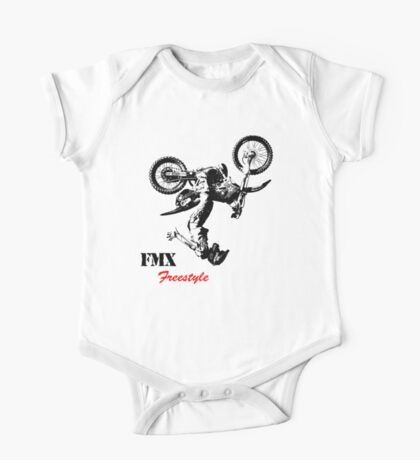 FMX Freestyle One Piece - Short Sleeve