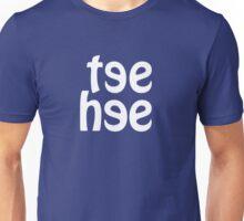 tee hee Unisex T-Shirt