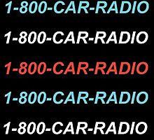 1-800-car-radio (1-800-hotlinebling Twenty One Pilots edition) by Tishisnotonfire