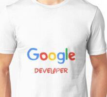 Crayon Google Developer Unisex T-Shirt