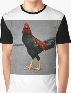 chicken Graphic T-Shirt