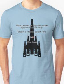 Mass Effect - Normandy SR2 T-Shirt