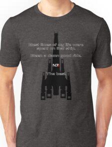 Mass Effect - Normandy SR2 Unisex T-Shirt