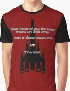 Mass Effect - Normandy SR2 Graphic T-Shirt