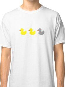 Duck, duck, gray duck! Classic T-Shirt