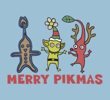 Pikmin - Merry Pikmas One Piece - Short Sleeve