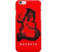 Macbeth Story iPhone Case/Skin