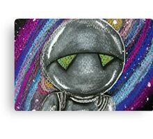Marvin the Paranoid Android  Canvas Print