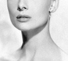 Audrey Hepburn for VOGUE Sticker
