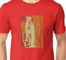 Two Spirits In The Orange Space Unisex T-Shirt