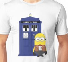 Police Box Minion Unisex T-Shirt