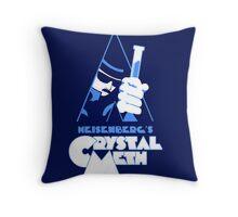 Heisenberg Lab Throw Pillow